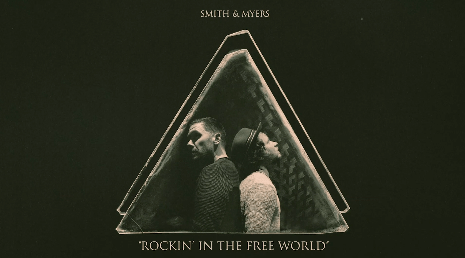 SMITH & MYERS - ROCKIN' IN THE FREE WORLD (NEIL YOUNG COVER) [OFFICIAL AUDIO]